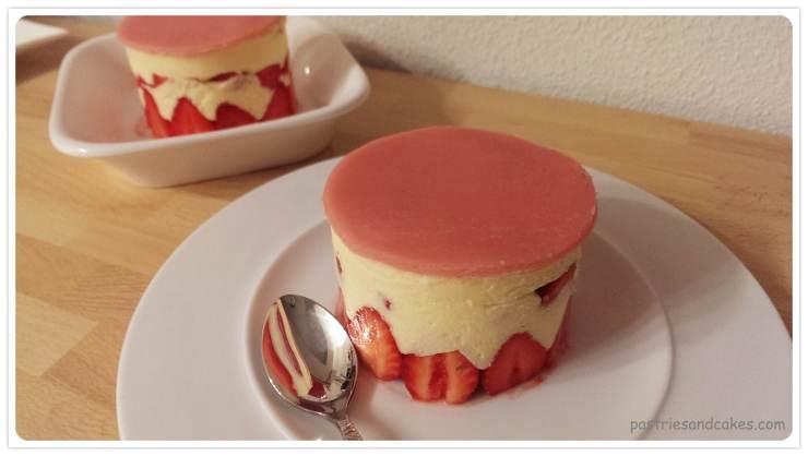 fraisier japon
