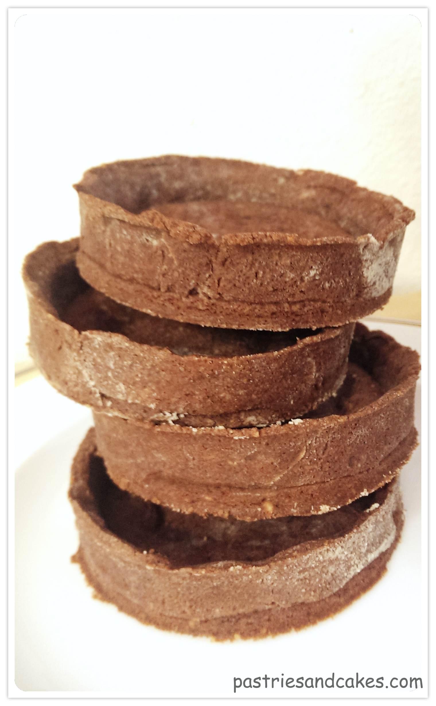 p 226 te sabl 233 e au chocolat lau s pastries and cakes