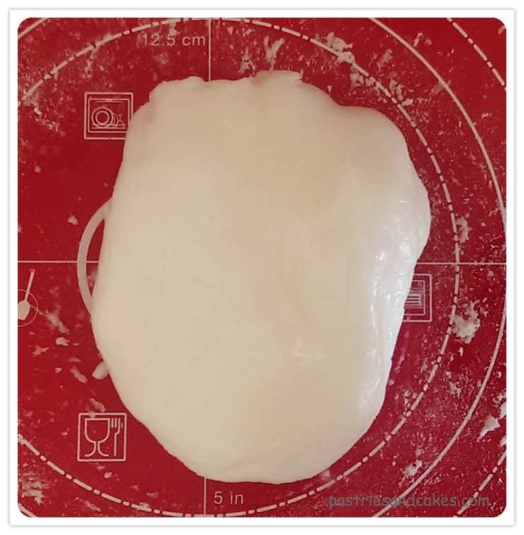 fondant pâtissier
